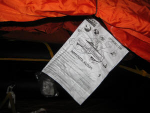 Liferaft Instructions